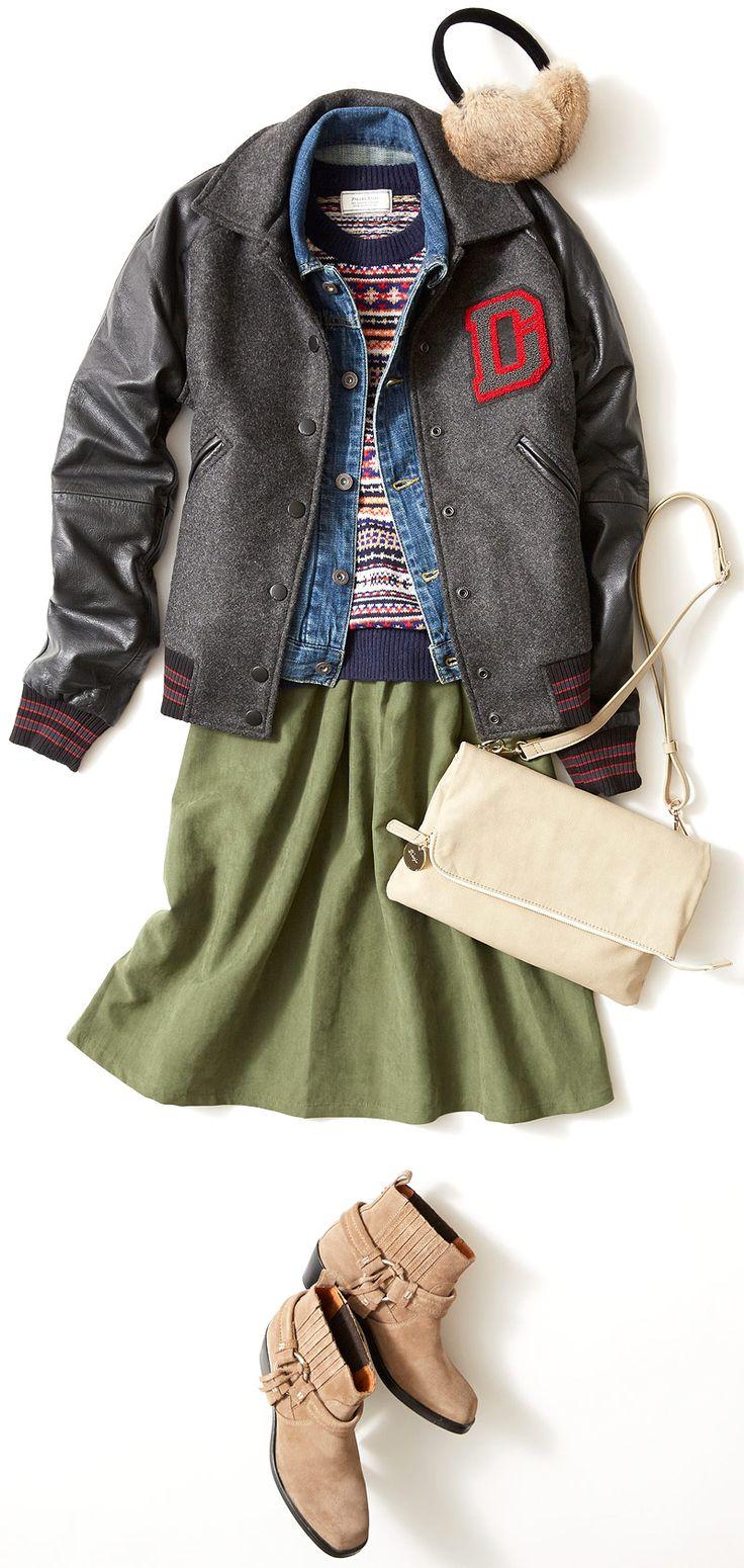 今週はルミネエスト新宿から、ファー&レザーを活かしたスタイルのレッスン。アメカジスタイルを冬仕様にするには? 人気スタイリスト三好彩さんが無限に広がるコーディネートの楽しさをお伝えしつつ、「今日着たくなる服」を提案します!