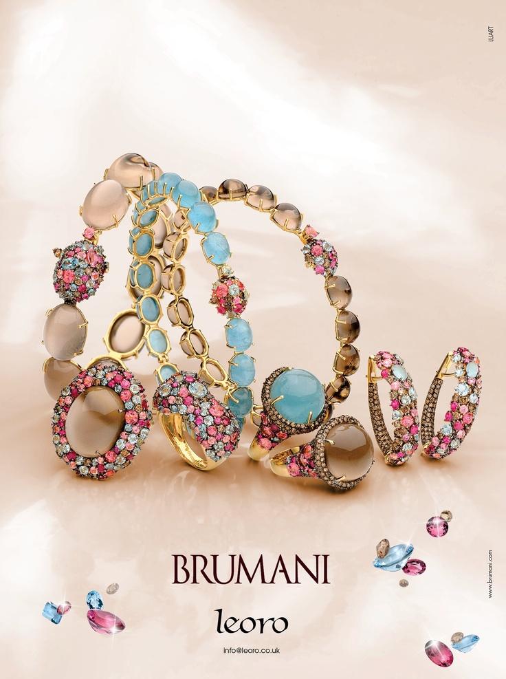 17 Best images about Brumani on Pinterest  Topaz earrings
