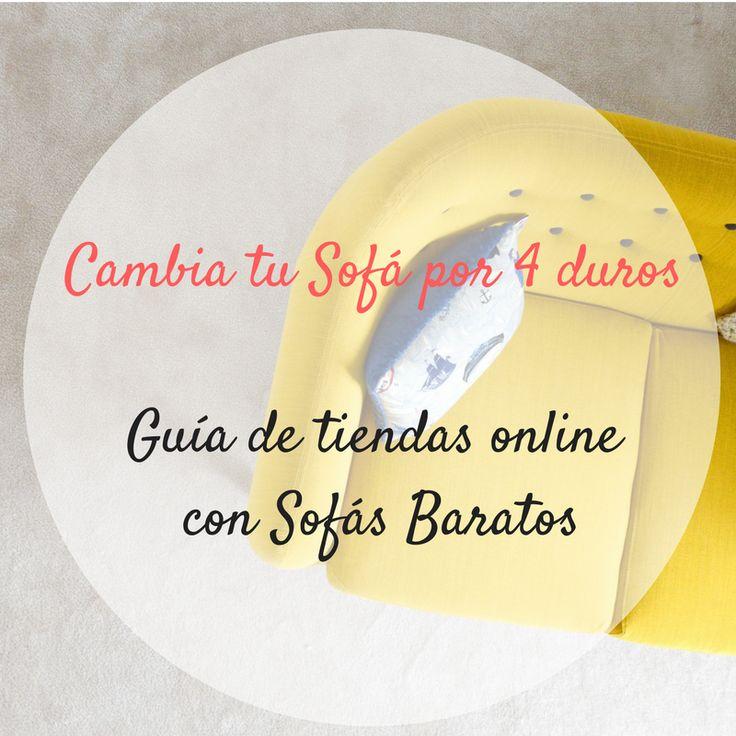 Sofás baratos – Guía de Tiendas Online con descuentos increibles - http://mueblesbaratosyenoferta.com/sofas-baratos/