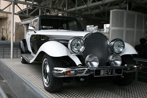 Cruella De Vil Car | photo