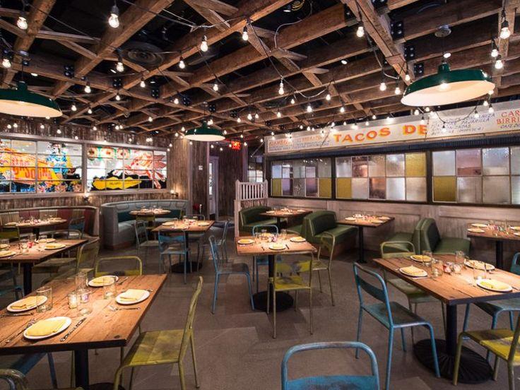 Mexican Restaurants Battery Park City