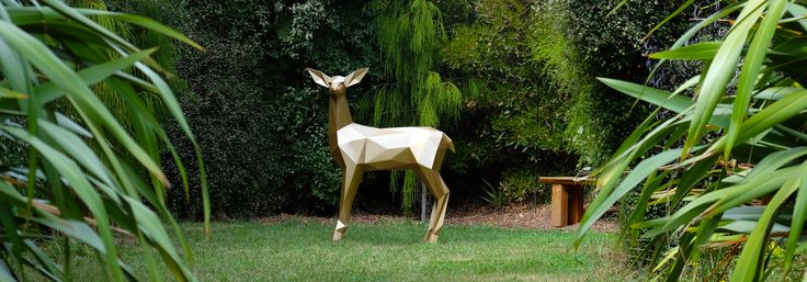 the Gold Deer by Ben Foster