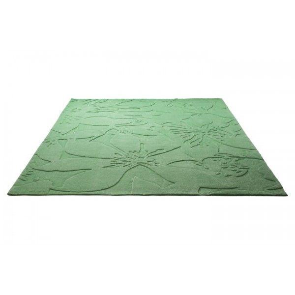 Esprit Design vloerkleed Groen | Lily