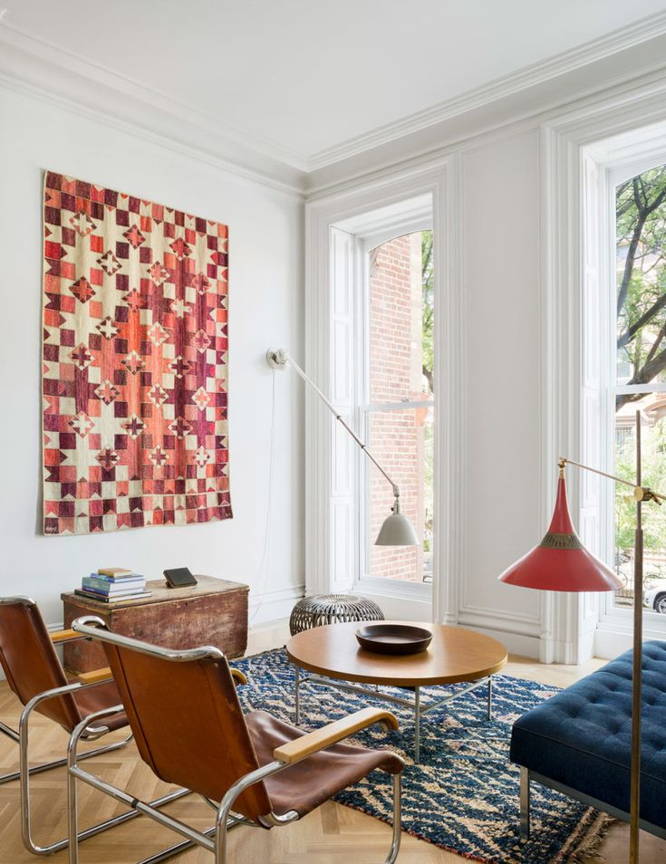 17 Best Ideas About Brownstone Interiors On Pinterest