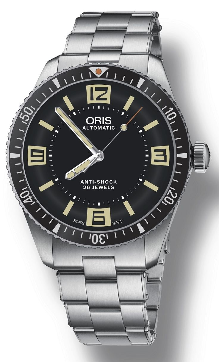 Oris Divers Sixty-Five Topper Edition Watch - Check out the limited edition piece here