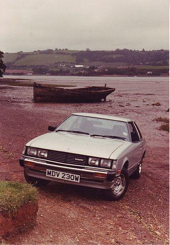 1980 Toyota Celica GT2000 Liftback coupe - my very first car!!!