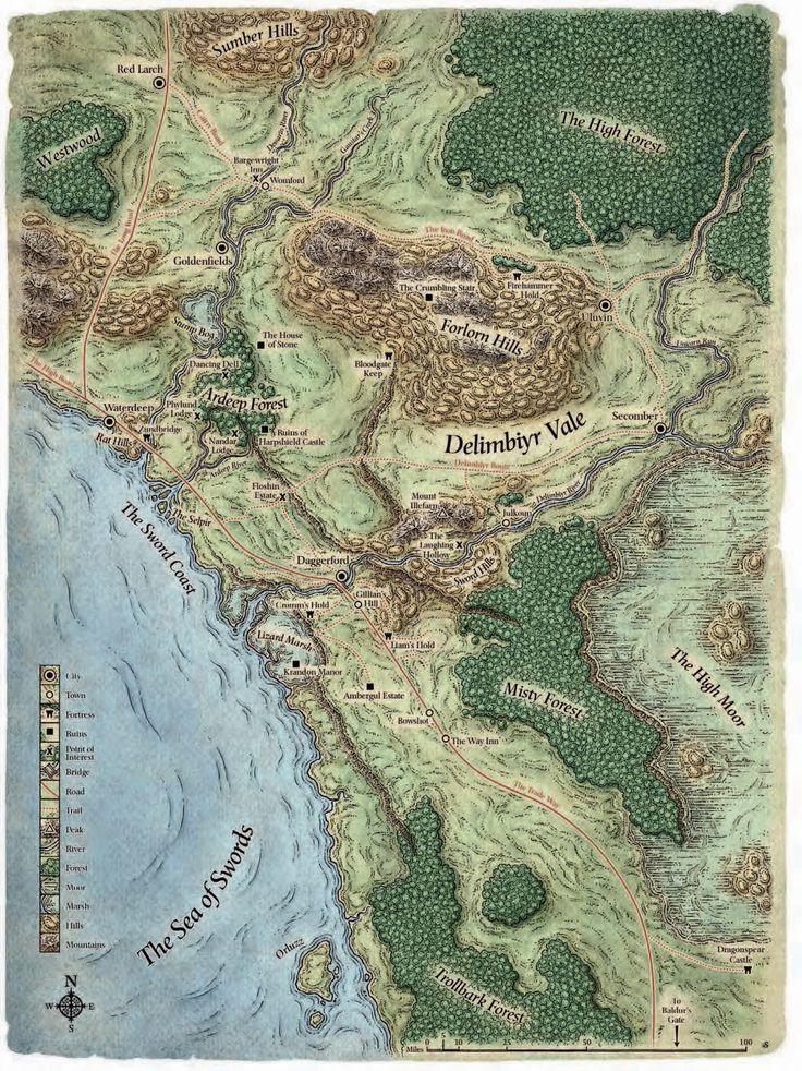 Fictional World u0026 Regional Maps 359 best