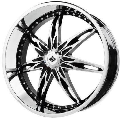 Black Wheels &amp- Custom Rims for Cars, Trucks &amp- SUVs