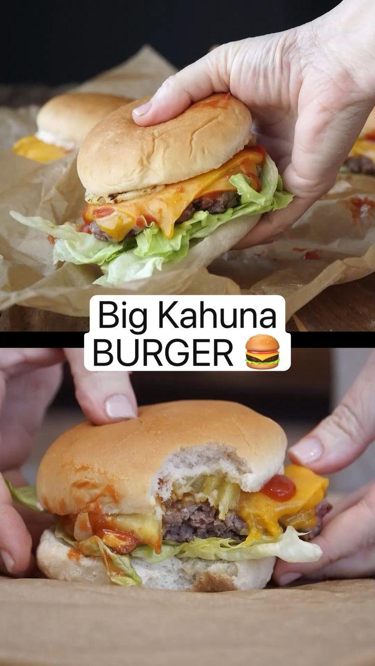 Queso Cheddar, Beef Burgers, Ketchup, Cooking Recipes, Big, Yummy Yummy, Mayo, Editorial, Lettuce