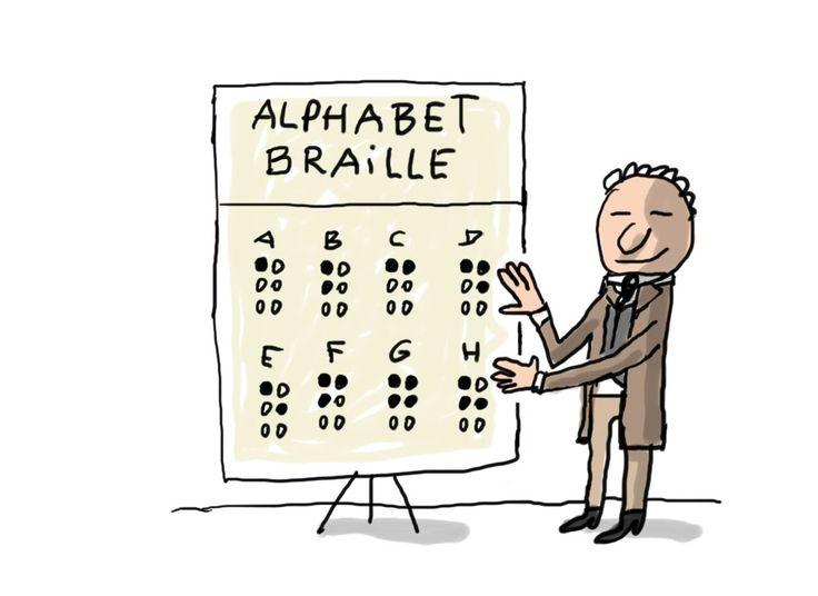 C'est quoi, le braille ?