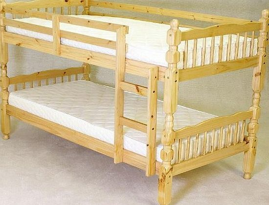 CloudSeller  Milano Bunk Bed Single Pine Frame Only: Splits into 2 Beds No description http://www.comparestoreprices.co.uk/bunk-beds/cloudseller-milano-bunk-bed-single-pine-frame-only-splits-into-2-beds.asp