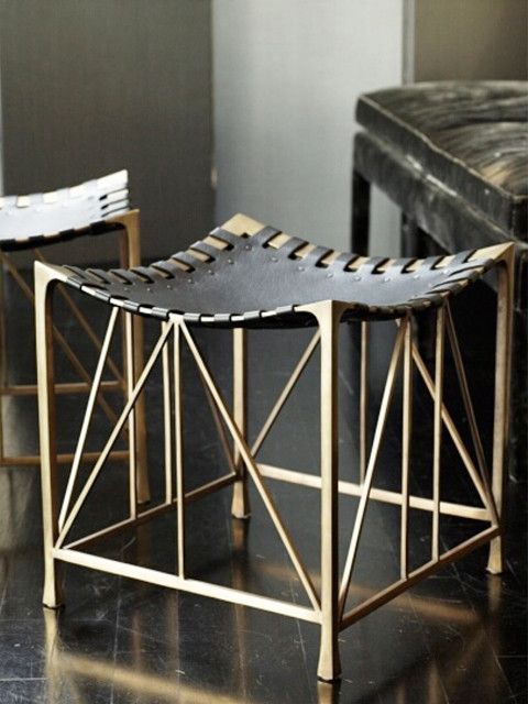 Brass | 真鍮 | Latón | Shinchū | латунь | Laiton | Messing | Metal | Colour | Texture | Pattern | Style | Design | Composition | Photography | LYNX EDITIONS | Thebes stool