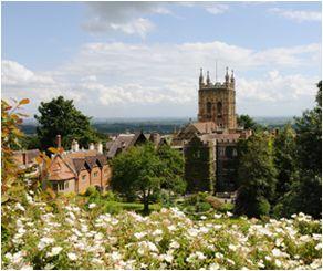 Worcestershire, England