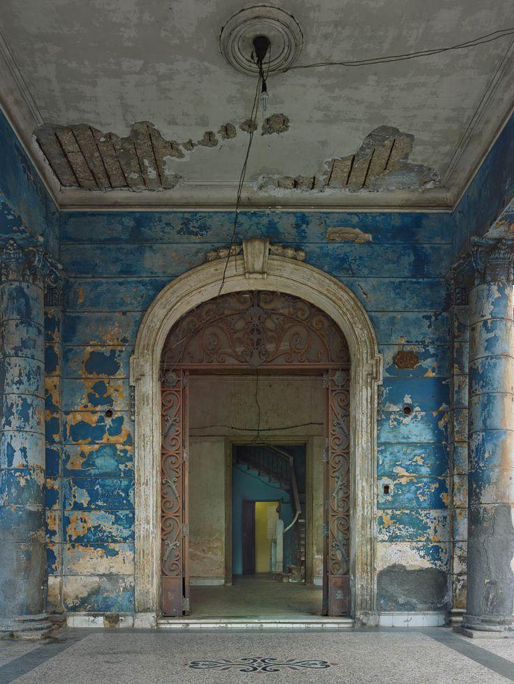 Abandoned Havana, Cuba - Michael Eastman.
