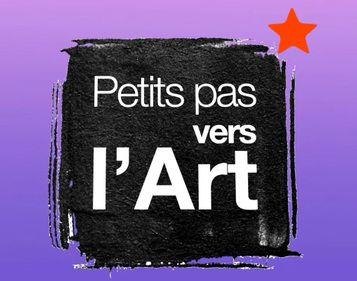 Petits pas vers l'art Une série de courtes vidéos créée par France TV Education. Une initiation ludique à l'histoire de l'art pour les 6-10 ans, à travers la présentation à hauteur d'enfant...