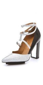 3.1 PHILLIP LIM Womens Carmen Ankle Strap Pumps