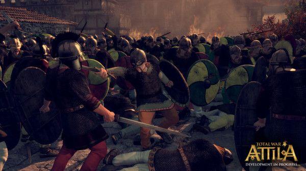 Préachetez Total War: ATTILA sur Steam