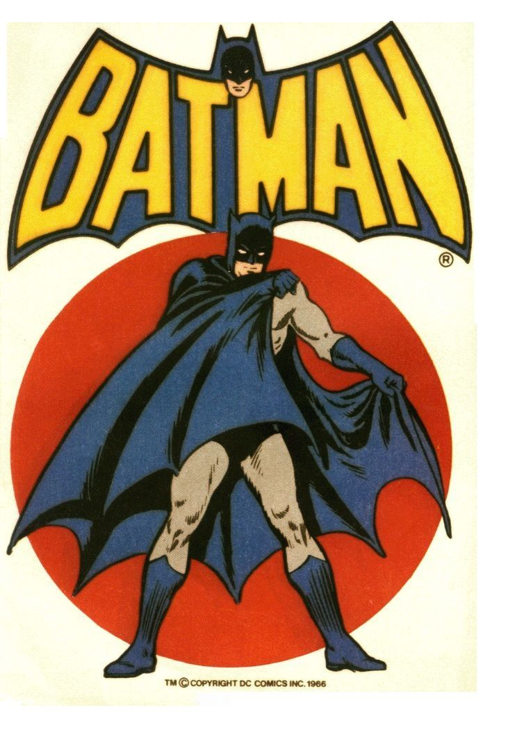 Batman T-Shirt from the 1966