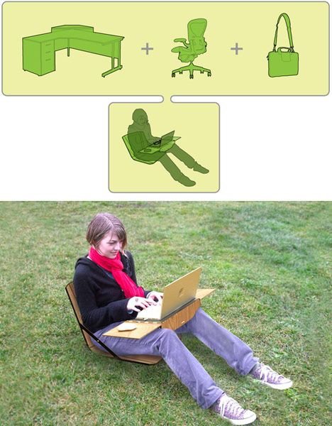 1000 Ideas About Folding Computer Desk On Pinterest