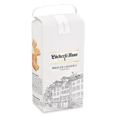 Läckerli, Original im Kilosack - Läckerli Huus AG.