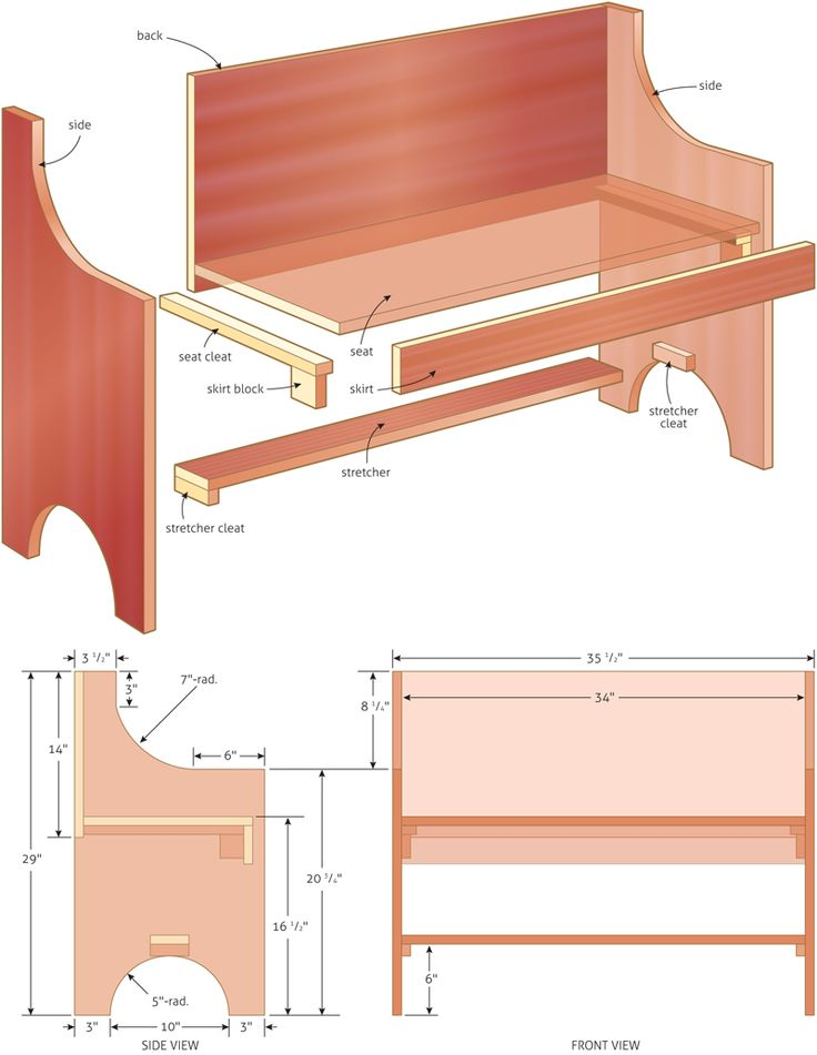 Free Sofa Plans Patterns Woodworking Projects Plans