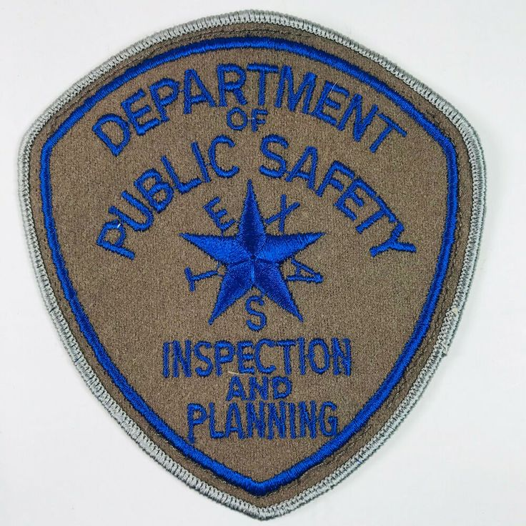 Texas Department Of Public Safety DPS Inspection And