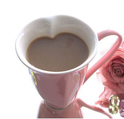 Heart Shaped Mug Products I Love Pinterest Love This