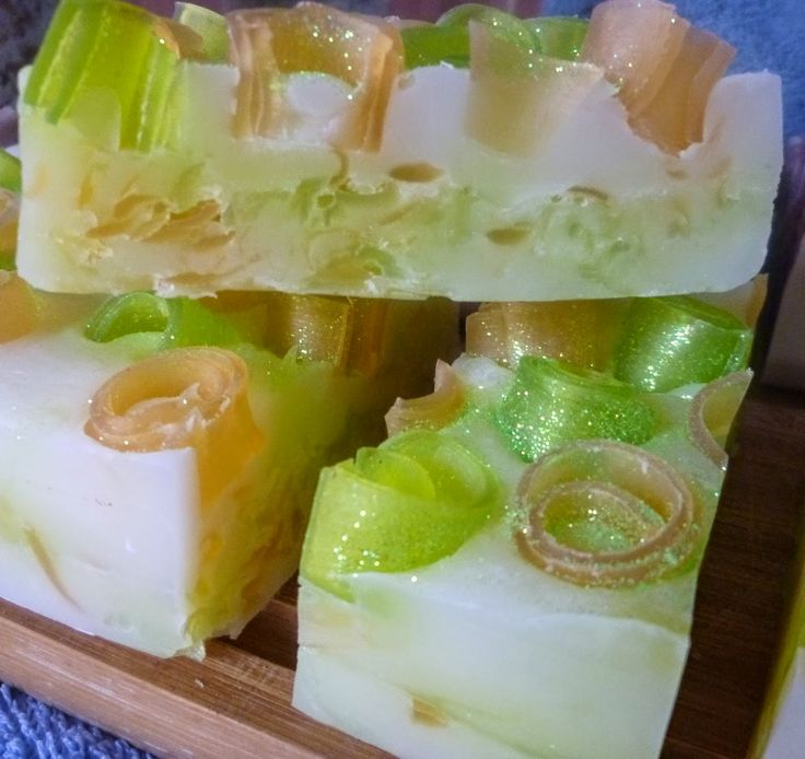 Nipona: Jabón de Cítricos (Base Marsella)