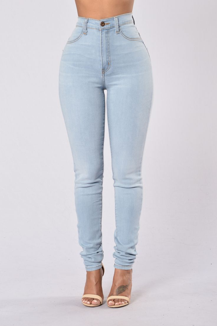Cobalt Jeans - Light Blue