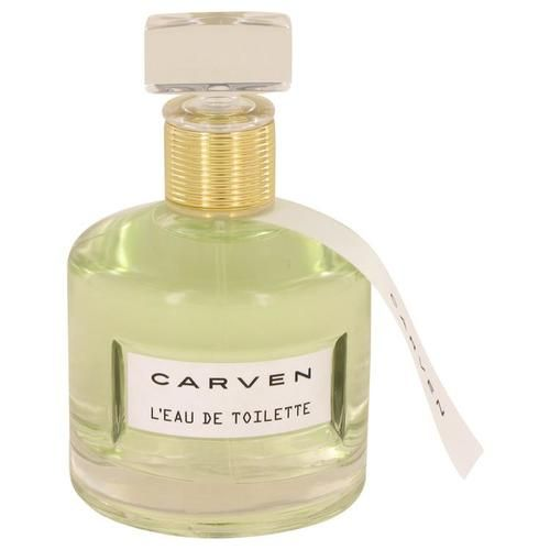 Carven L'eau De Toilette by Carven Eau De Toilette Spray (Tester) 3.4 oz