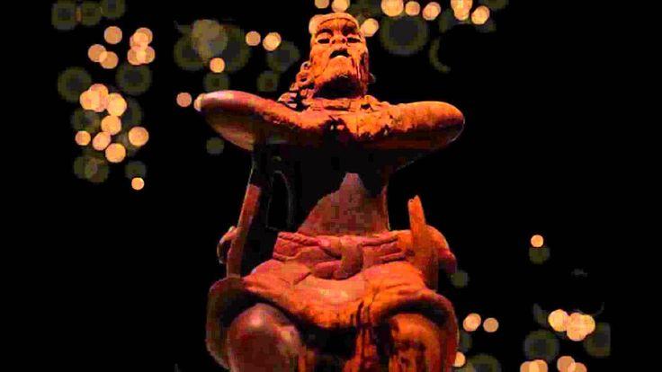 Esculturas pre-colombinas Guatemaltecas