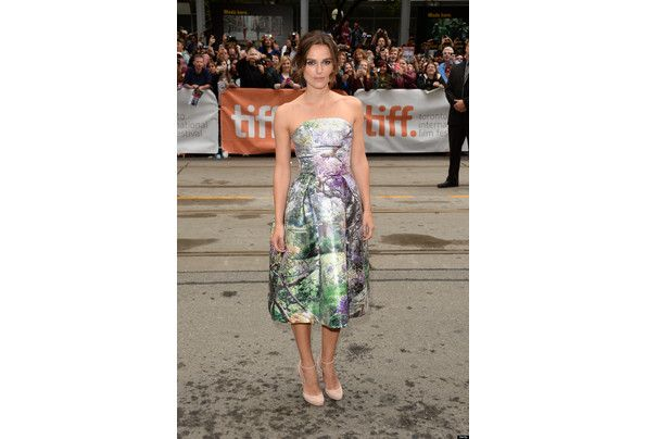 Shop Keira Knightley's look on D'Marie!