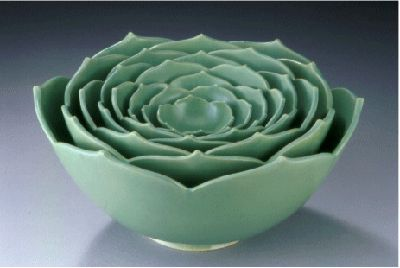 Whitney Smith's exquisite pottery - The Wallflower