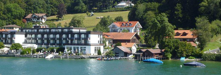 Starnberger See: Restaurants, Cafes und Biergärten