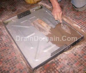 inset manhole cover