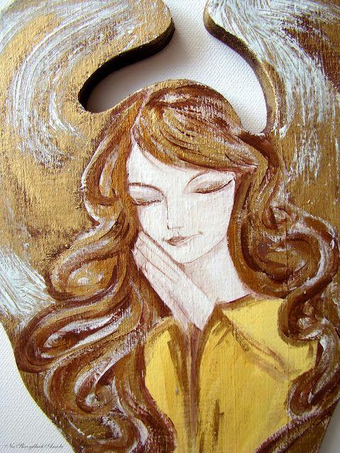 Na skrzydłach anioła: Pomysł na oryginalny prezent...