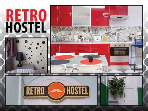 Il Retro Hostel a #Poznan, in Polonia...ideale per #hipster nostalgici!