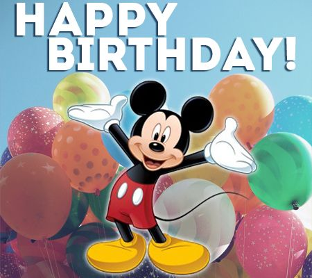 43 best Birthday-Disney images on Pinterest | Happy ...
