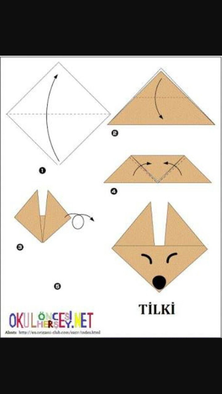 the 25 best simple origami for kids ideas on pinterest