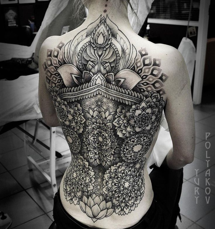 Full back piece