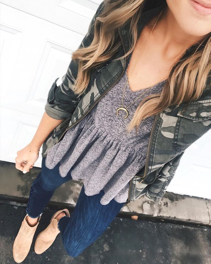 """659 Likes, 19 Comments - Taylor Brown (@taymbrown) on Instagram: """"Bring on the spring jackets!  And here's that peplum tee from my flat lay earlier this week! …"""""""