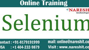 Selenium is an open source testing tool. It is used for web browser testing and automates anything available on the web browser.  #SeleniumOnlineTraining #SeleniumTraininginHyderabad #Selenium #Hyderabad