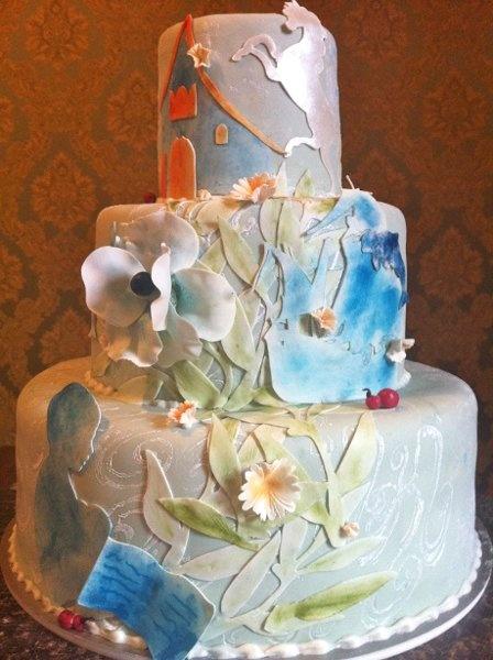 L'Arte Della Torta di Melanie Secciani