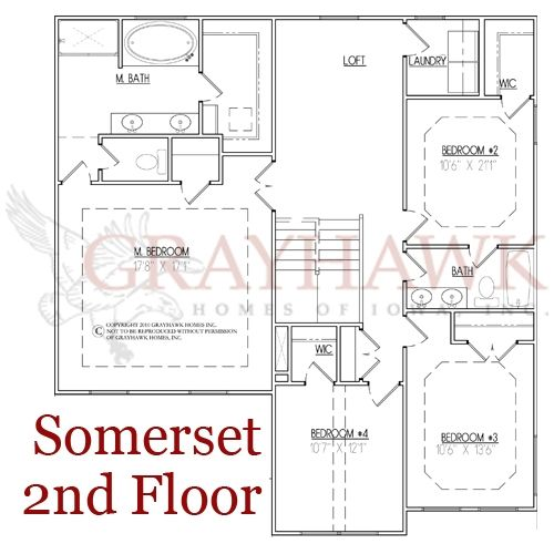 6bb9fd2c14489868060af6d3e35f568f--nd-floor-somerset Somerset Floor Plan Clic Homes on