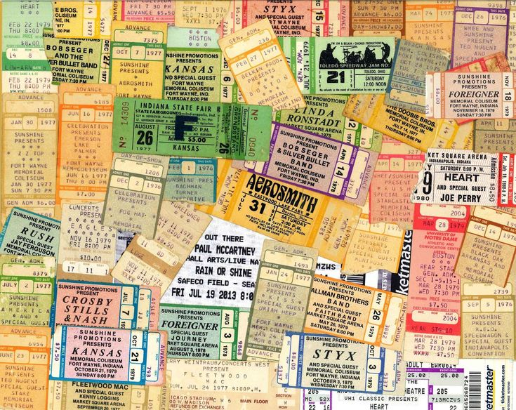 The 25+ best Concert ticket gift ideas on Pinterest Tickets for - concert ticket template free