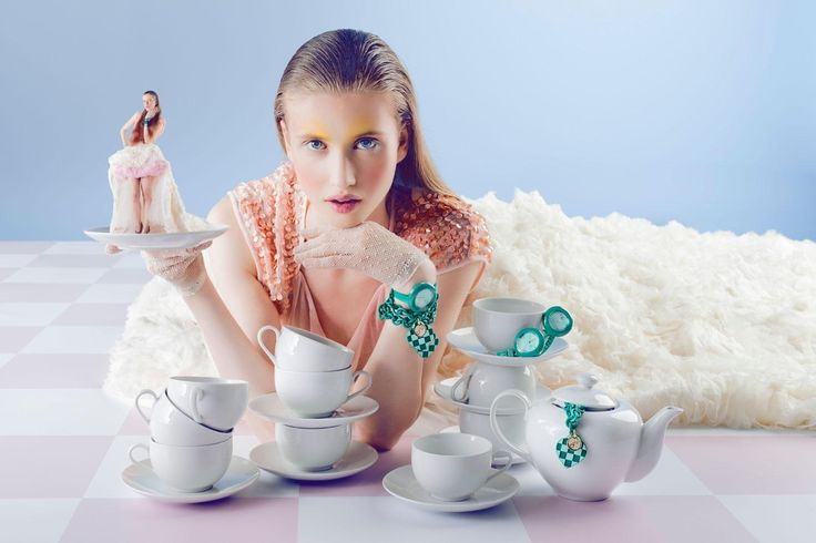 OPS!Objects HerStory #fashion #jewelery #bracelets #clocks