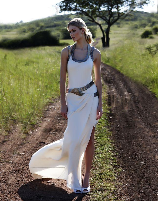 Bridal Dresses UK: Sexy Wedding Dresses By Amanda Wakeley.    I love the waist!!!