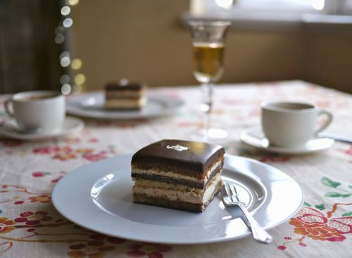 Bonbonerie Opera Cream Cake