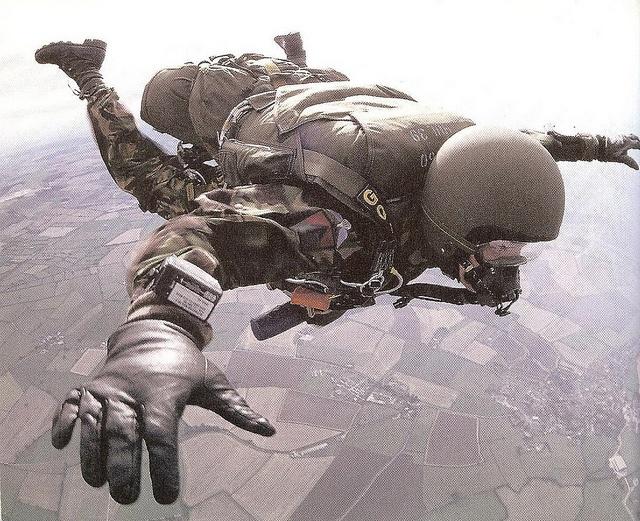 H.A.L.O. Jump