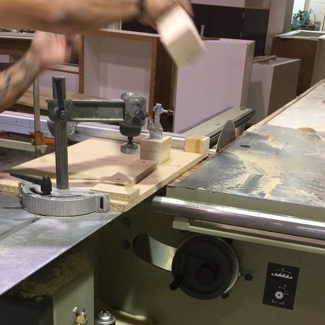 how to cut particle board without a saw